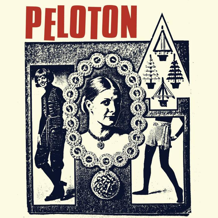 PELOTON cover art