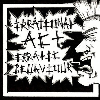 Erratic Behaviour cover art