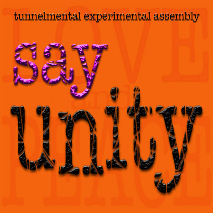say unity cover art