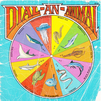 Dial-An-Animal cover art