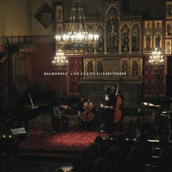 Live at Sint-Elisabethkerk cover art
