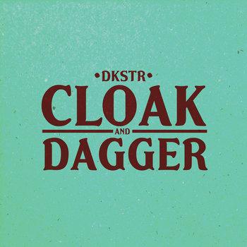 Cloak And Dagger cover art