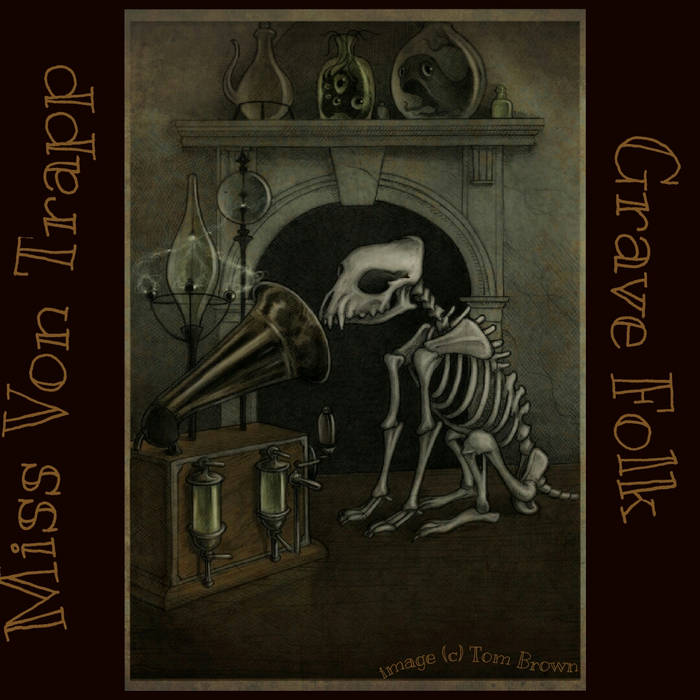 Grave Folk cover art