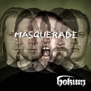Masquerade cover art