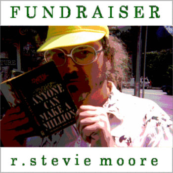 Fundraiser cover art