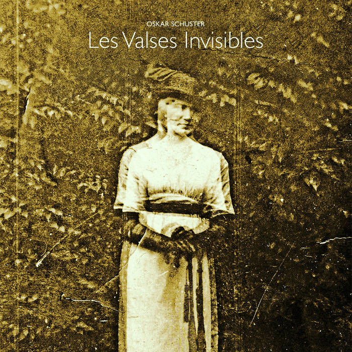 Les Valses Invisibles EP cover art