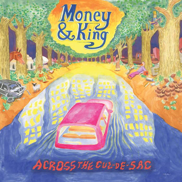 Across The Cul-De-Sac cover art