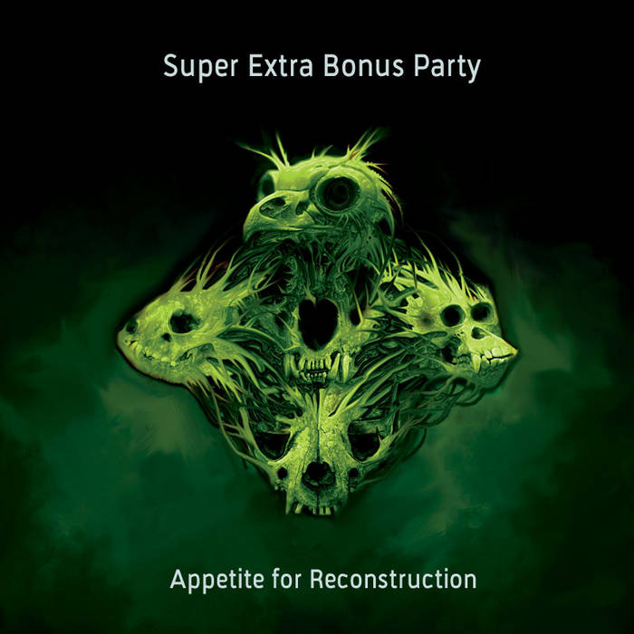 Appetite for Reconstruction cover art