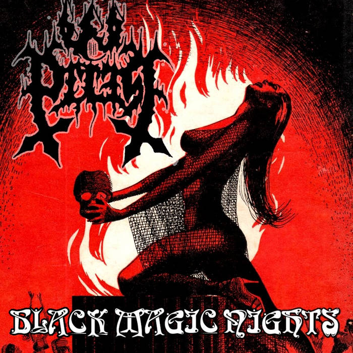 Black Magic Nights cover art