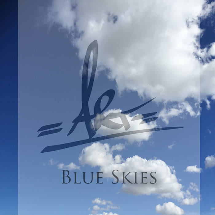 The Blue Skies EP cover art