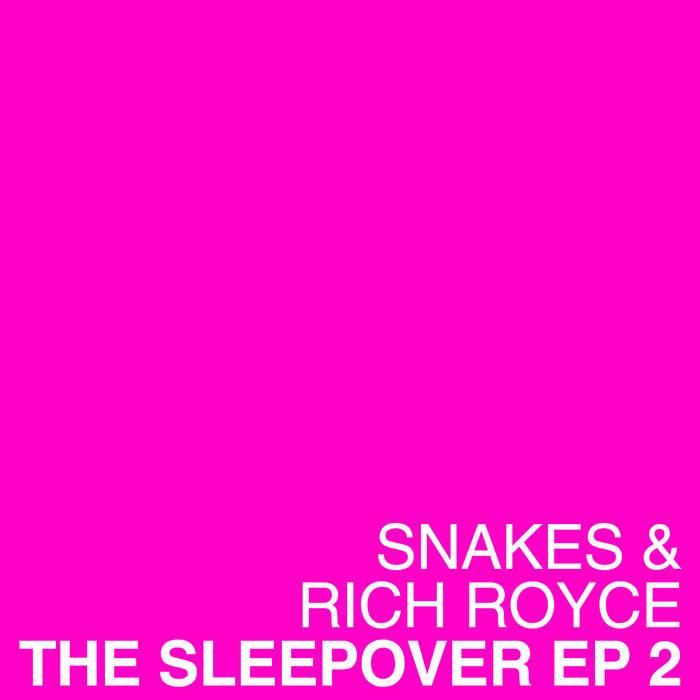 The Sleepover EP 2 cover art