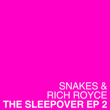 The Sleepover EP 2 cover art