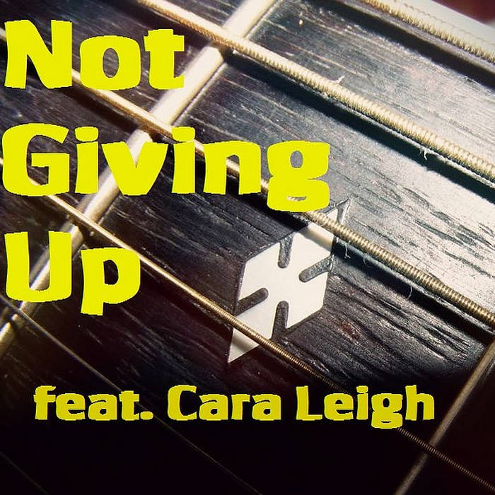 Not Giving Up feat. Cara Leigh cover art
