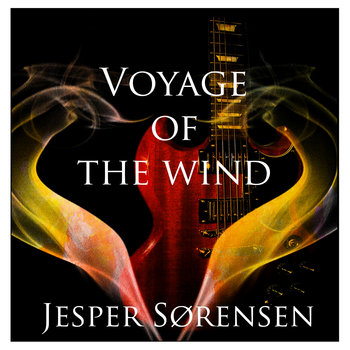 Voyage of the wind cover art