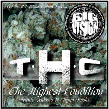 THC (The Highest Condition) cover art