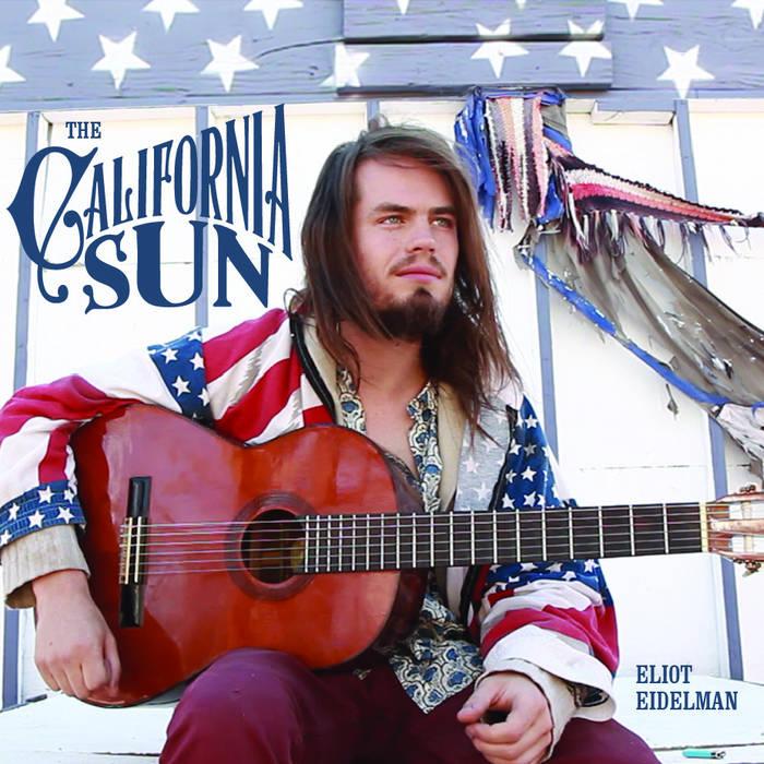 THE CALIFORNIA SUN cover art