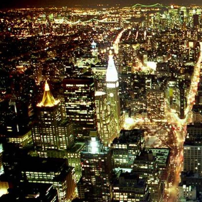 Manhattan After Dark, For Christopher cover art