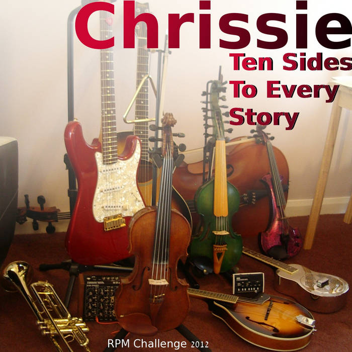 Ten Sides To Every Story cover art