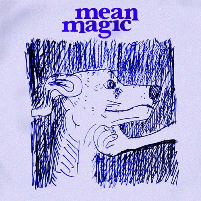 Mean Magic cover art