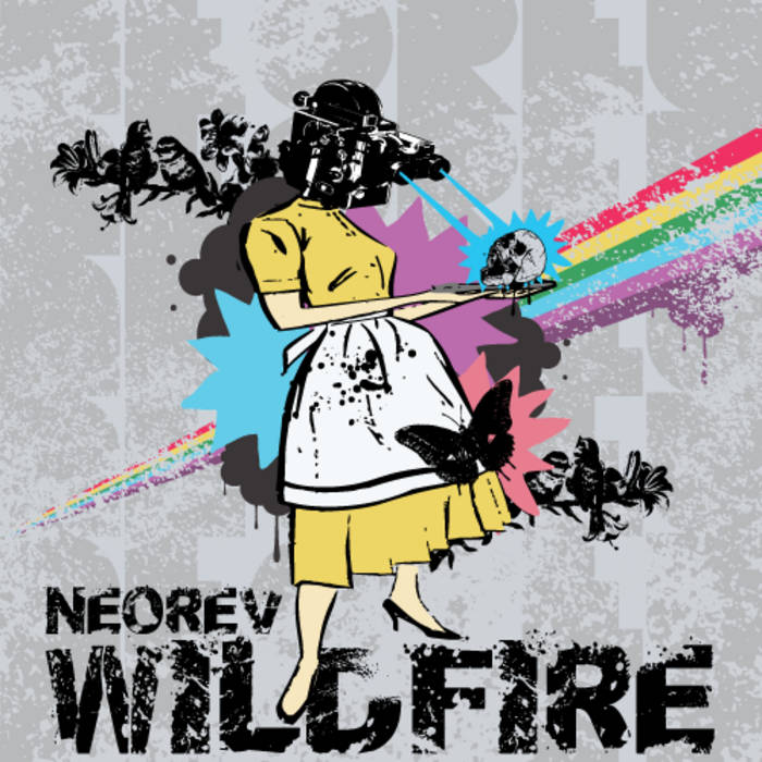 Wildfire EP cover art