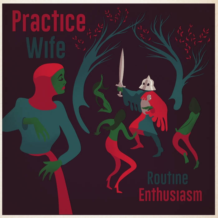 Routine Enthusiasm cover art