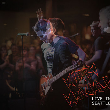 Live In Seattle cover art