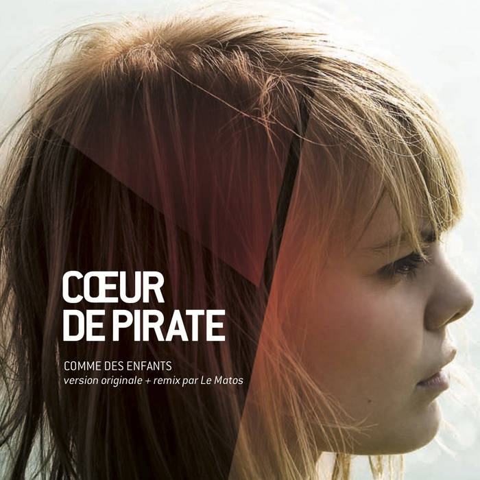 Comme des enfants (Version originale et remix par Le Matos) cover art