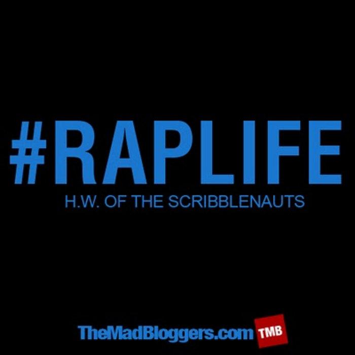 #raplife cover art