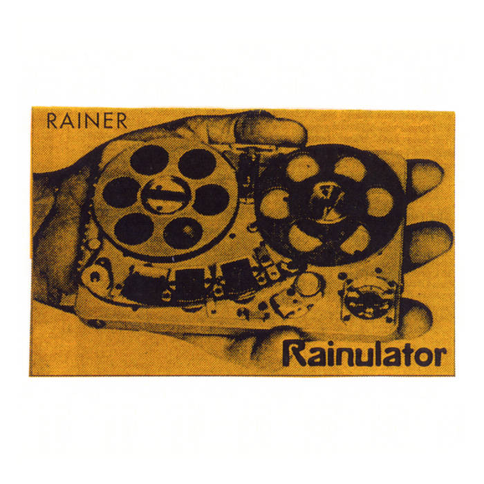 Rainulator EP cover art