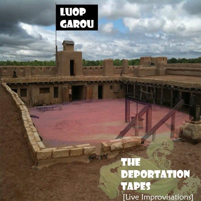 The Deportation Tapes [Live Improv] cover art