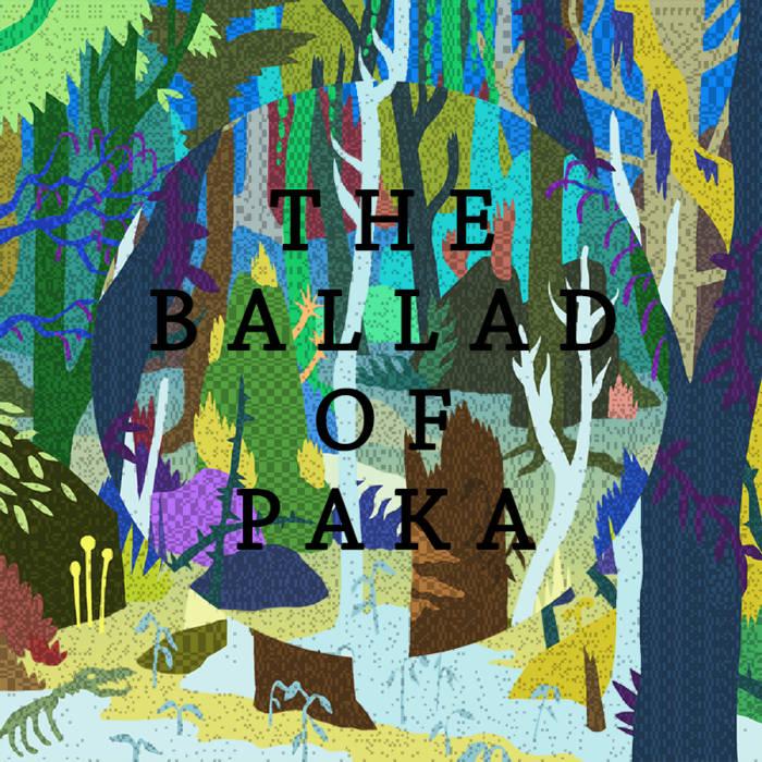 The Ballad of Paka cover art