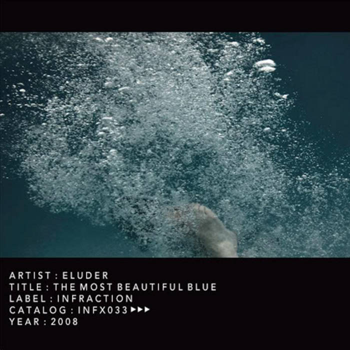 The Most Beautiful Blue cover art