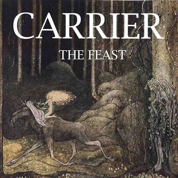 CARRIER cover art