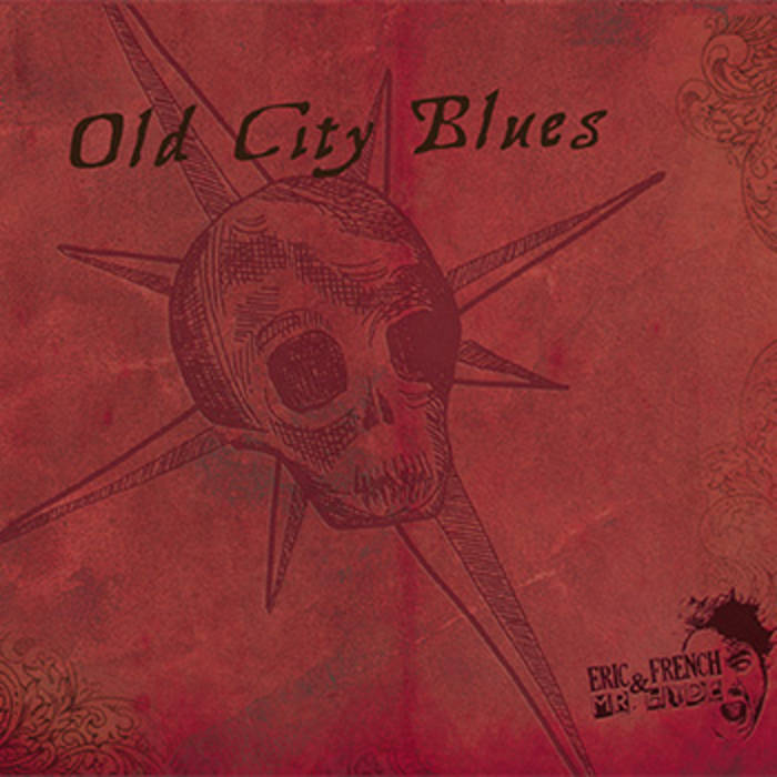 Old City Blues parts 1, 2, & 3 cover art