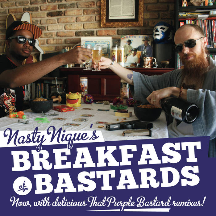 Breakfast of Bastards cover art