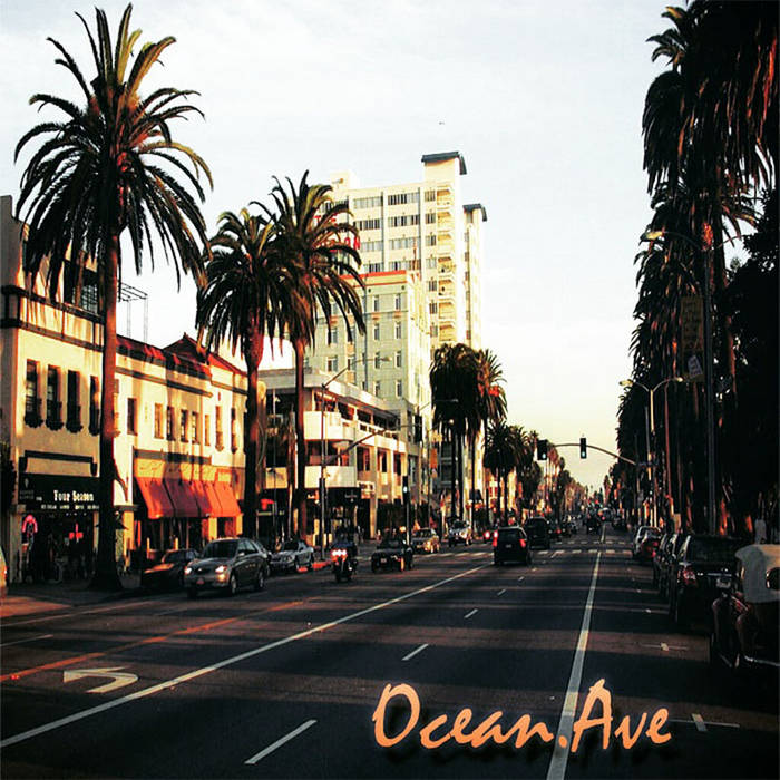 Ocean. Ave cover art
