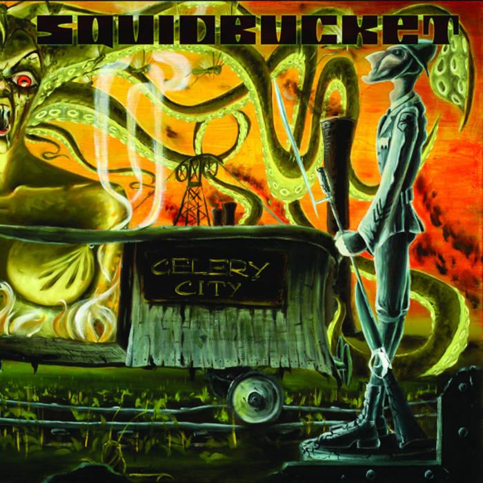 Celery City cover art