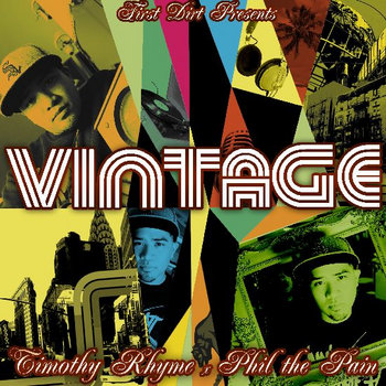 Vintage [Full Album | Explicit] cover art
