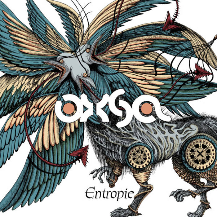 Entropie EP cover art