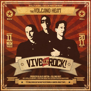 Vive le Rock! cover art