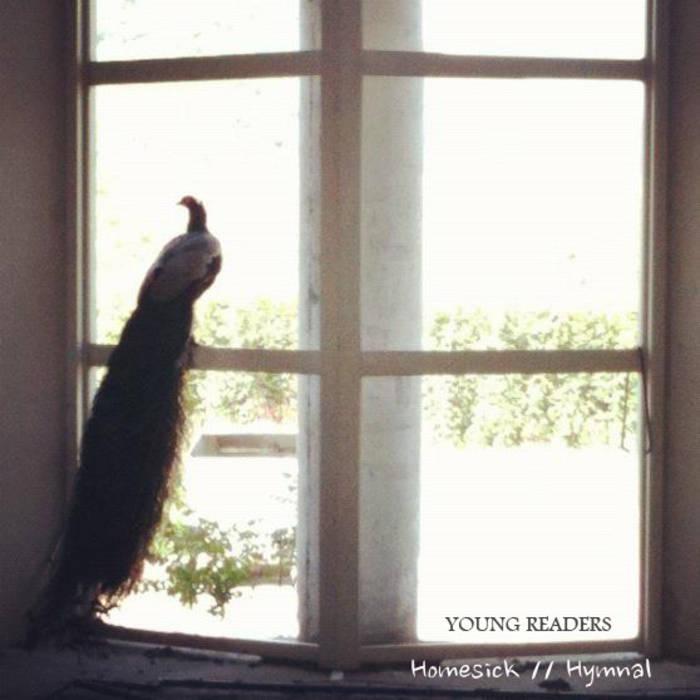 Homesick // Hymnal cover art