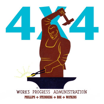 4X4 cover art