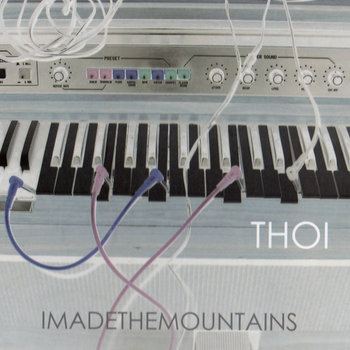I Made The Mountains cover art