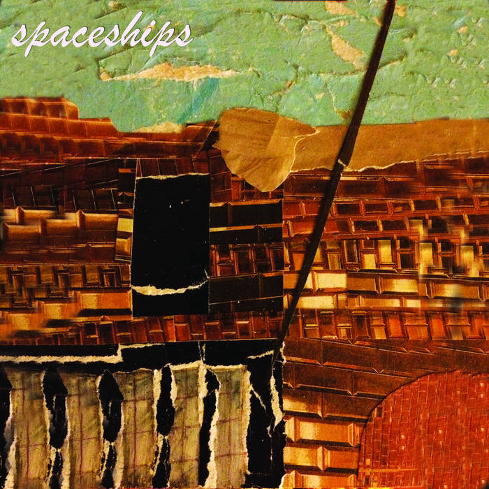 Spaceships cover art