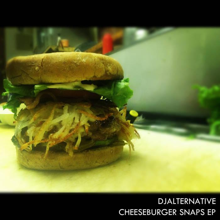 Cheeseburger Snaps EP cover art