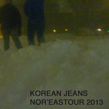 Nor'eastour 2013 cover art