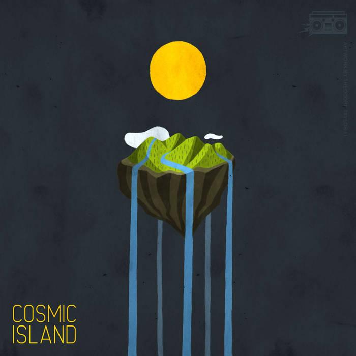 Cosmic Island cover art