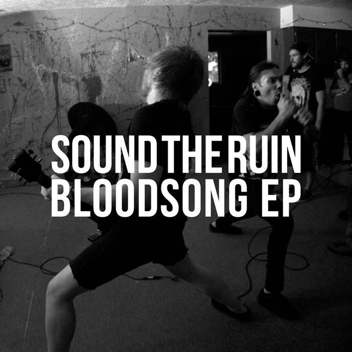 BloodSong EP cover art