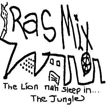 The lion nah sleep in the jungle cover art