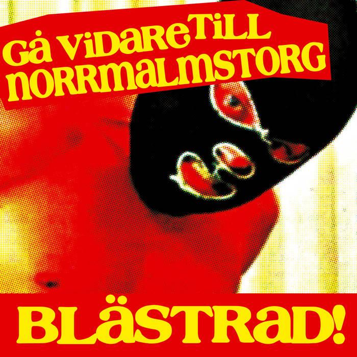 Blästrad! cover art
